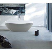 Alphabad Gettaro freistehende Badewanne 90 x 180 cm (1018669015)