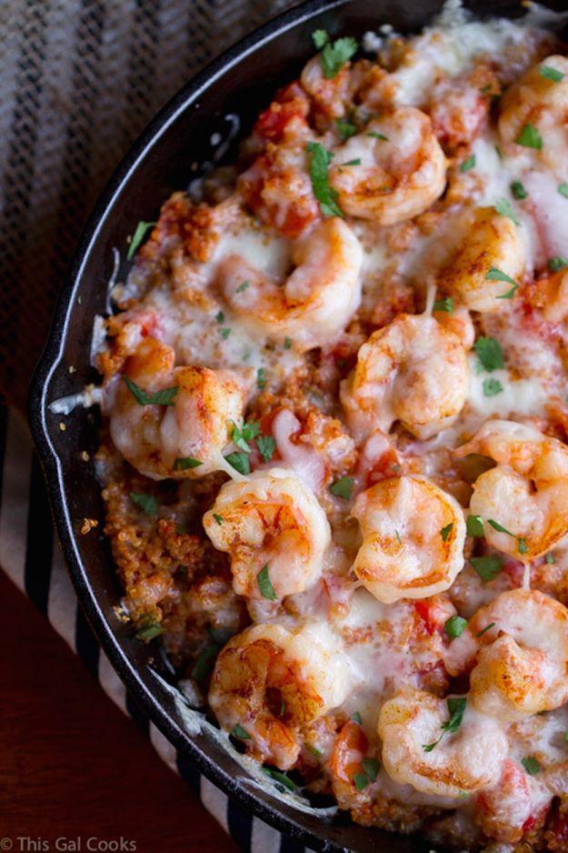 Cajun Shrimp Casserole | 20 Delicious Casseroles You'll Want To Dig Into