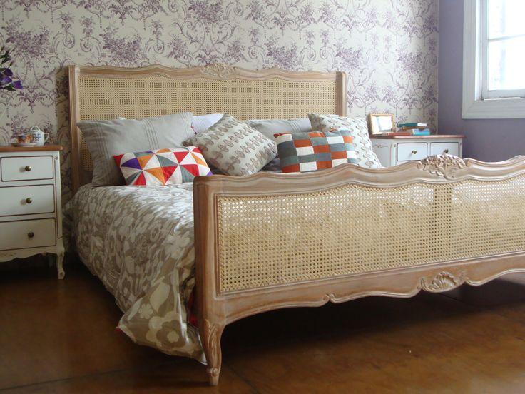 cama dos plazas y King