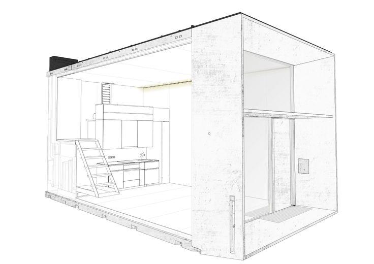 oltre 25 fantastiche idee su case piccole moderne su