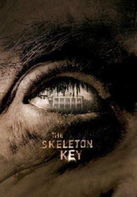Skeleton Key Movie Poster Standup 4inx6in