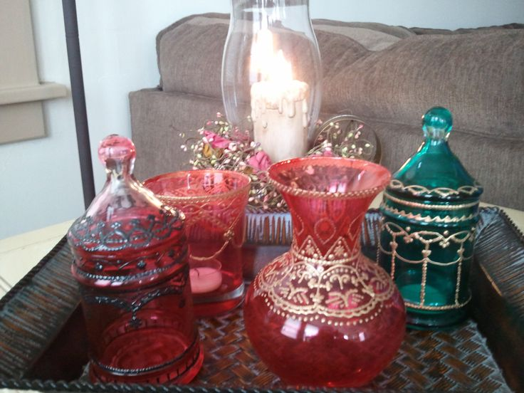 how to make moroccan lamps