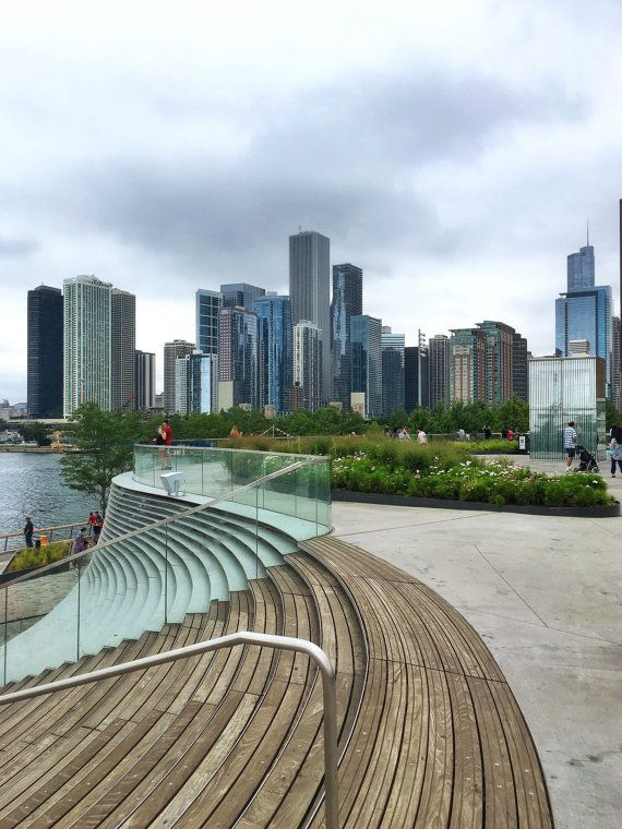 Navy Pier Chicago View from Navy Pier Chicago by onlychicago