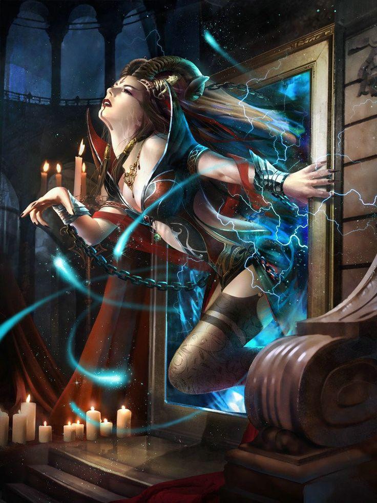 Fantasy art  - Page 24 5636623e0b83e9a79cfccece01a8f810