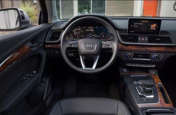 2020 Audi Q5 New Concept Hybrid Plug In Dengan Gambar