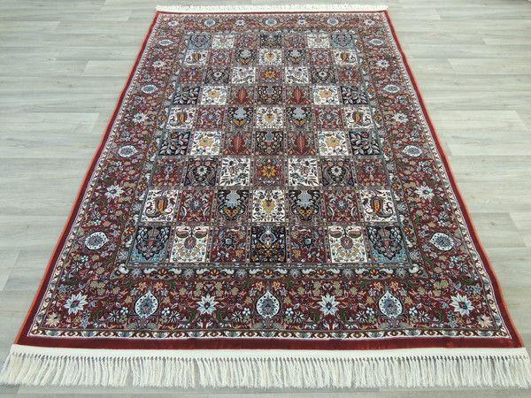 Persian Art Silk Rug Size: 150 x 230cm