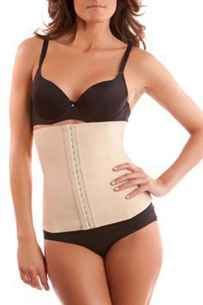 Prix: €19.95 Grande Taille Corsets Abricot 4 Steel Bones Latex Sous Le Buste Corset Pas Cher www.modebuy.com @Modebuy #Modebuy #CommeMontre #Grande #me #sexy