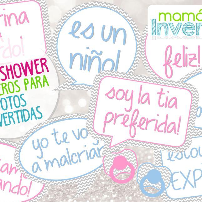 5 Juegos De Baby Shower   Parte 2
