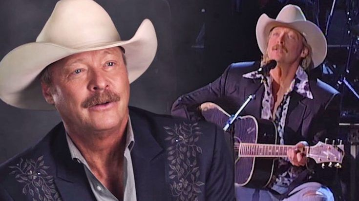 15 Years Later, Alan Jackson Emotionally Reflects On Debut Of 'Where Were You' | Classic Country Music Videos
