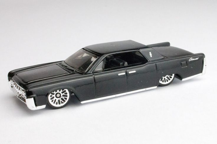 Hot Wheels James Bond '64 Lincoln Continental (Goldfinger) – Modelmatic