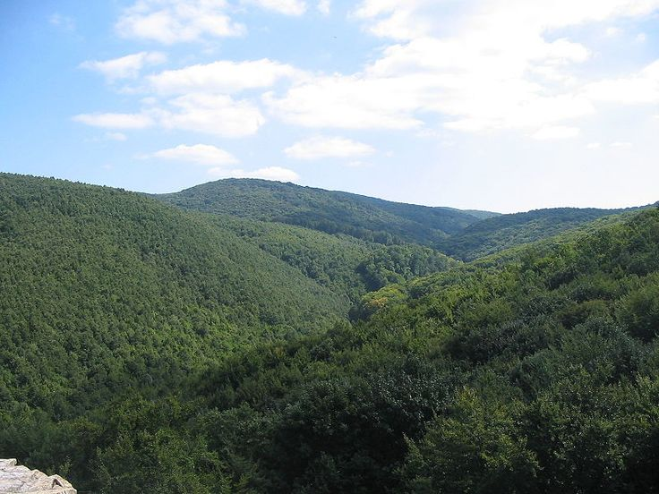 Hungary - The Mecsek mountains