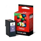 CARTUCHO LEXMARK N.15 COLOR Z2320/X2650