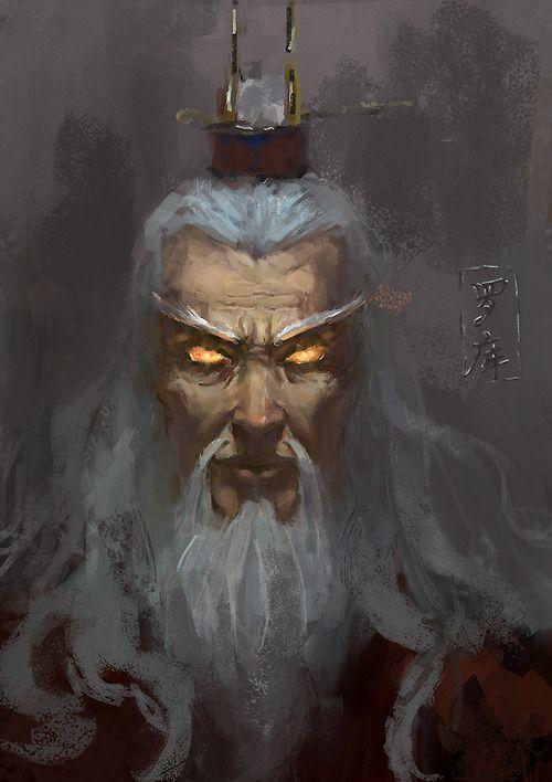Avatar Roku. Nicely done!
