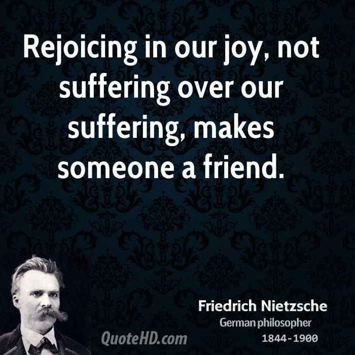 Quotes Friendship Nietzsche : Best images about friedrich nietzsche on