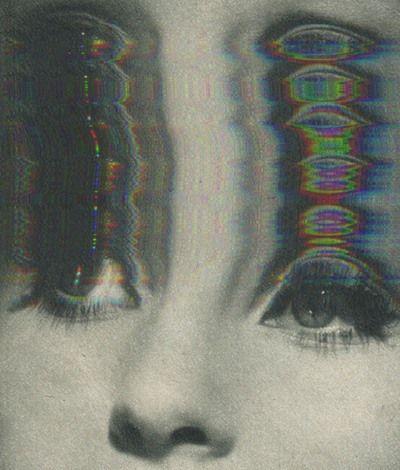 vyfotit oči a ty na sebe promítnout, vyfotit se
