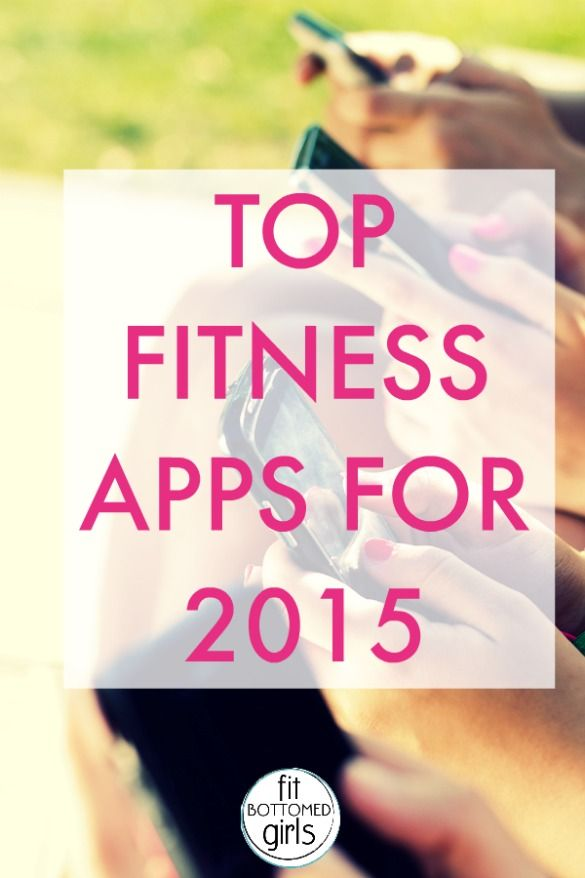 If you don't already have these fitness apps on your phone, you're going to want to get on that. Like, now! It's like having awesome fitness inspiration in the palm of your hand!