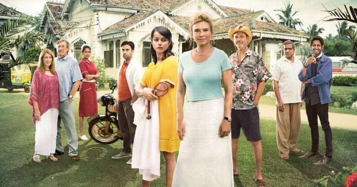 Amanda Redman, Neil Morrissey, Phyllis Logan and Madhur Jaffrey join rising star Amrita Acharia in the new hospital drama.