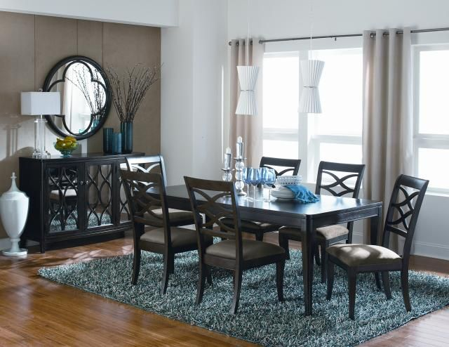 236 best dining tables images on pinterest table for Dining room table 36 x 48