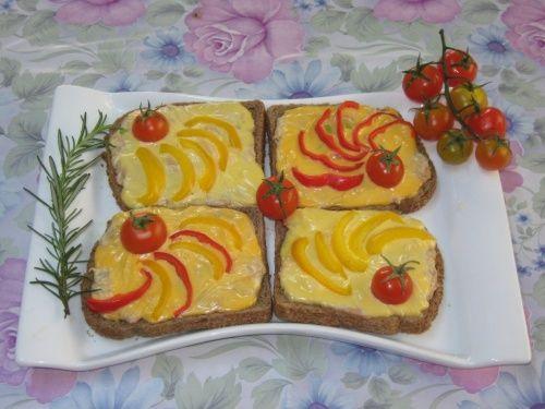 Baked tuna sandwich recipe