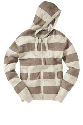 Wicklow Stripe Hoody - French Connection