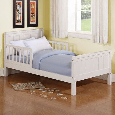 Baby Relax Baby Relax Toddler Bed & Reviews | Wayfair