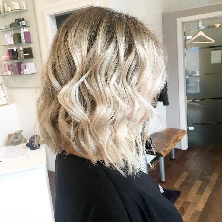 awesome Модная стрижка каре-боб на средние волосы (50 фото) — Лучшие идеи Читай больше http://avrorra.com/strizhka-kare-bob-na-srednie-volosy/