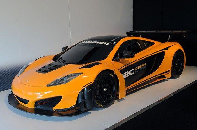 McLaren 12C Can-Am Ediion Racing Concept