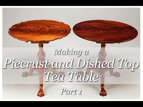 Piecrust Tea Table Building Process by Doucette and Wolfe Furniture Makers - 21 Best Antique Furniture Images On Pinterest Antique Furniture