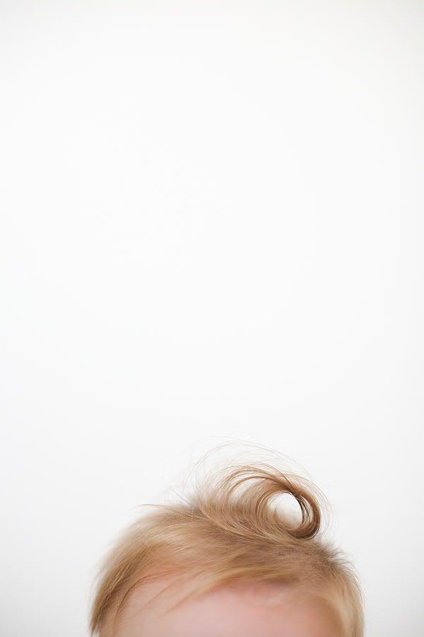 Sweet baby curls