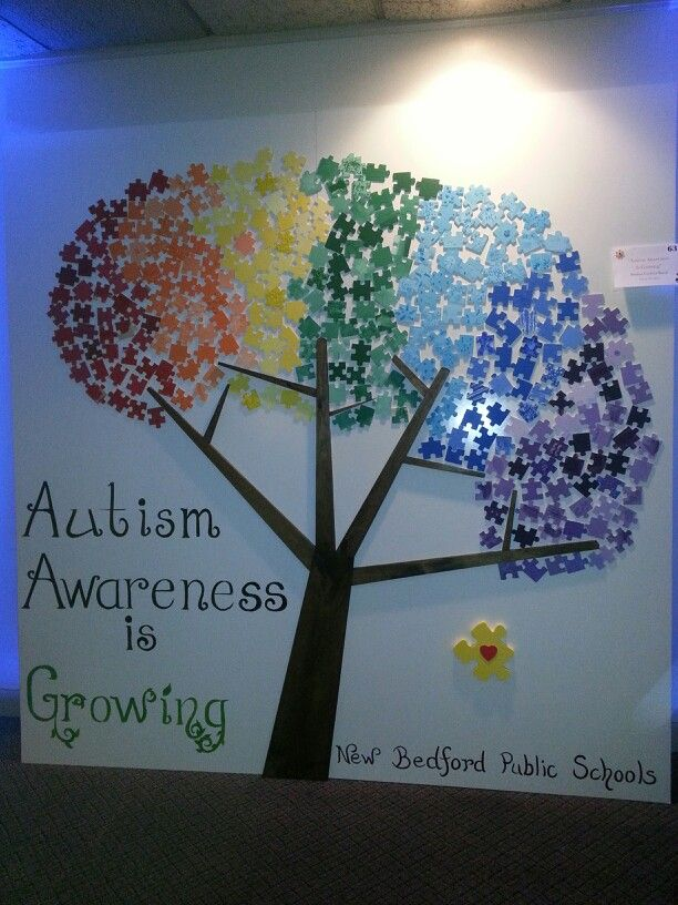 Autism awareness is growing!
