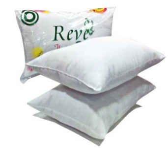 Lowest Price of Featherlite 2 Piece Reve Doux Fibre Pillow