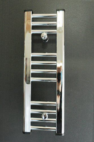 200mm Wide X 600mm High Small Narrow Heated Towel Rail