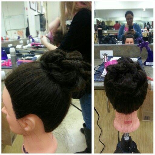 #curls #updo #bellusacademy
