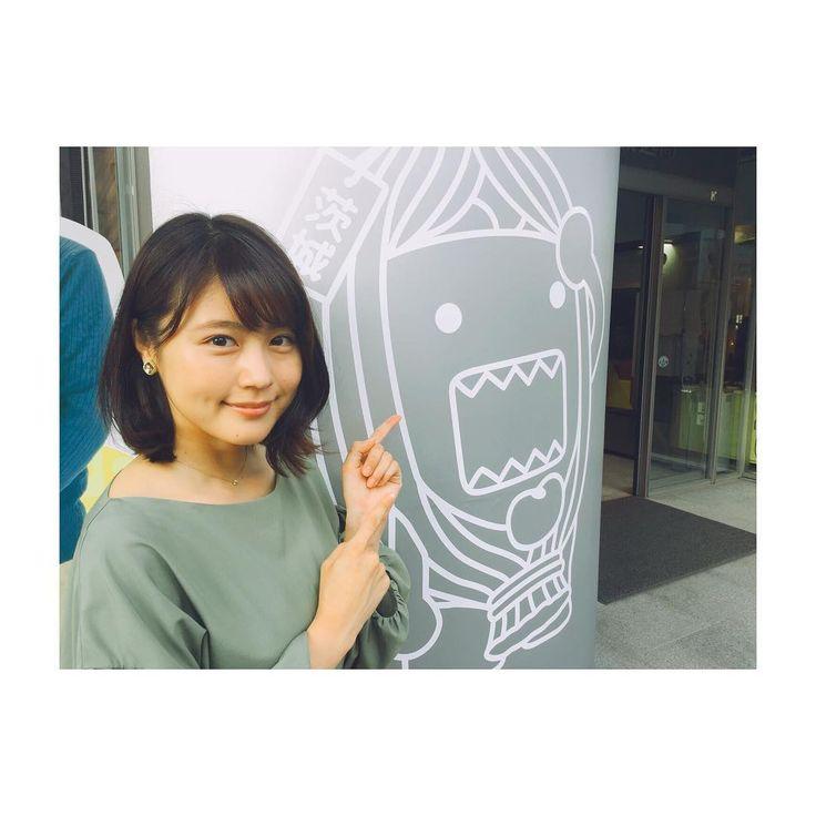 本日は茨城県へ。 「ひよっこ」の舞台となる県です。 県庁とNHKにお邪魔しました☺︎ ありがとうございました。