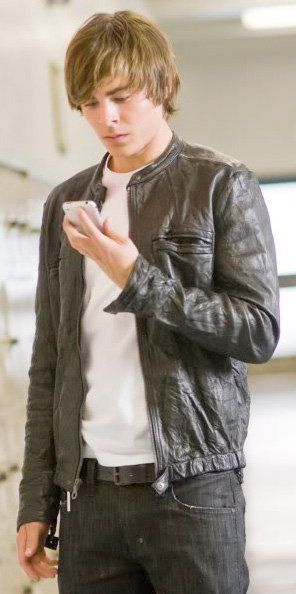 Zac Efron 17 Again Leather Jacket [17 Again Jacket] - $130.00 : LeatherCult.com, Leather Jeans | Jackets | Suits