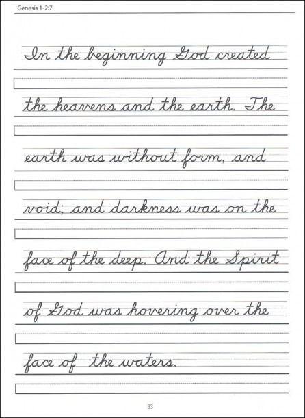 Cursive Handwriting Worksheets For 5th Grade | Cursive ...
