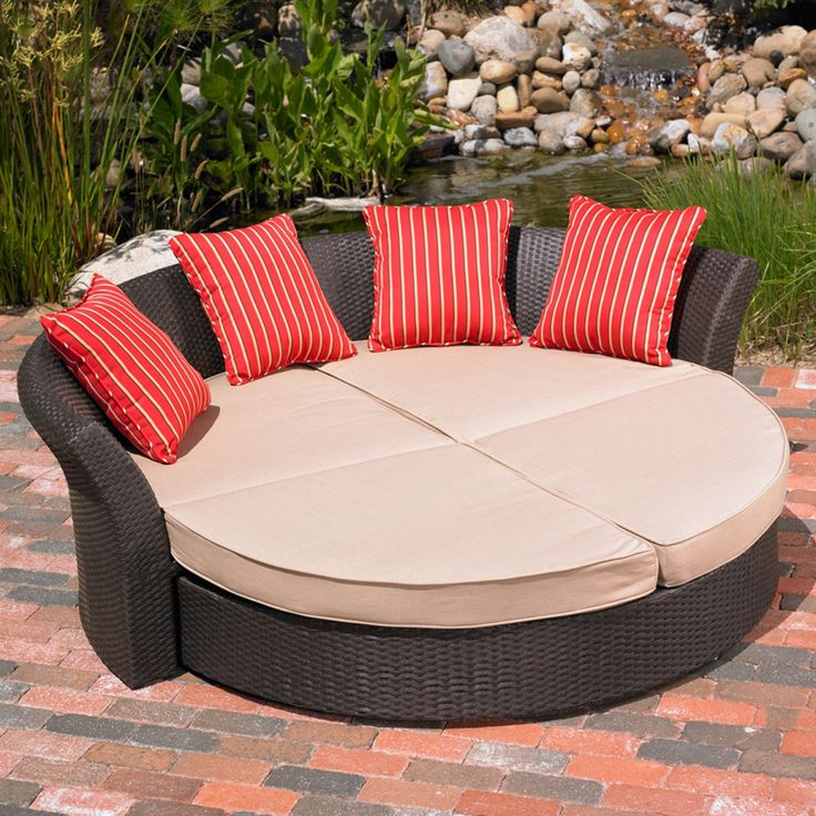 The Perfect Outdoor Daybed For A Cozy Spot   Outdoor Daybeds For The  Ultimate Backyard Relaxation