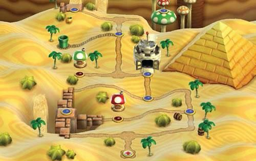 13 best new super mario bros wii images on pinterest world 2 from the official artwork set for new supermariobros on wii gumiabroncs Gallery