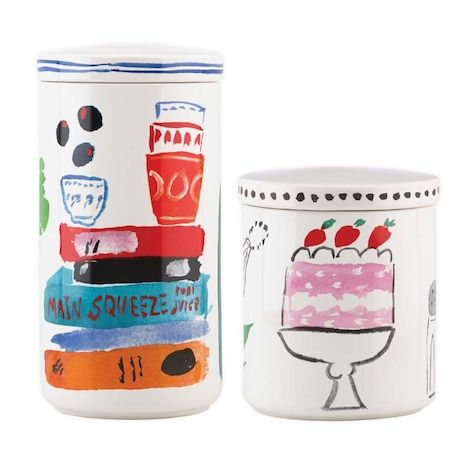Kate Spade Canister Collection