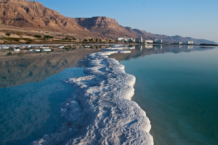 The healing properties of the Dead Sea are not much of a secret. Even Cleopatra and Herod have taken a dip here to exploit the advantages of its rejuvenating powers. #CoxandKings