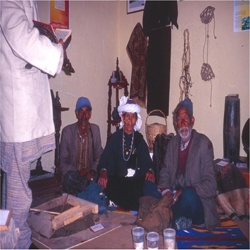 Preserving traditional knowledge - Pragya works with Traditional Healers of the Himalayas to keep the tradition alive http://www.pragya.org/story.php#14