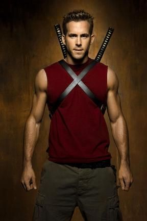'X-Men Origins: Wolverine'  - 2009  Ryan Reynolds as Wade Wilson/Deadpool