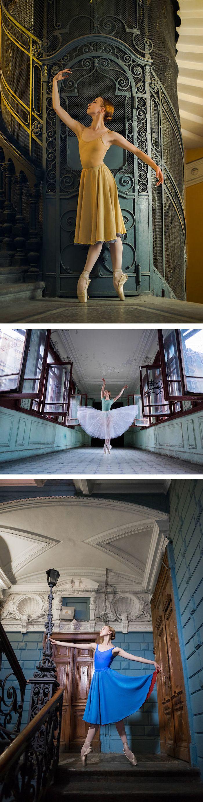 Dance photography by Darian Volkova// Russian ballet