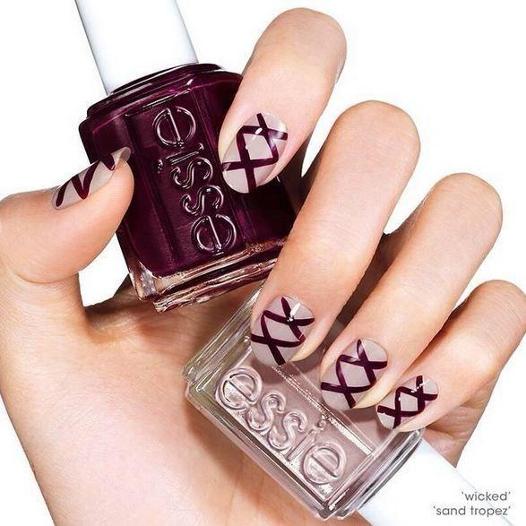 how to keep nail polish on