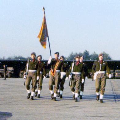Regiment Limburgse Jagers, The Netherlands
