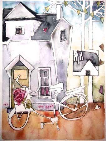 monicablom Rose cottage