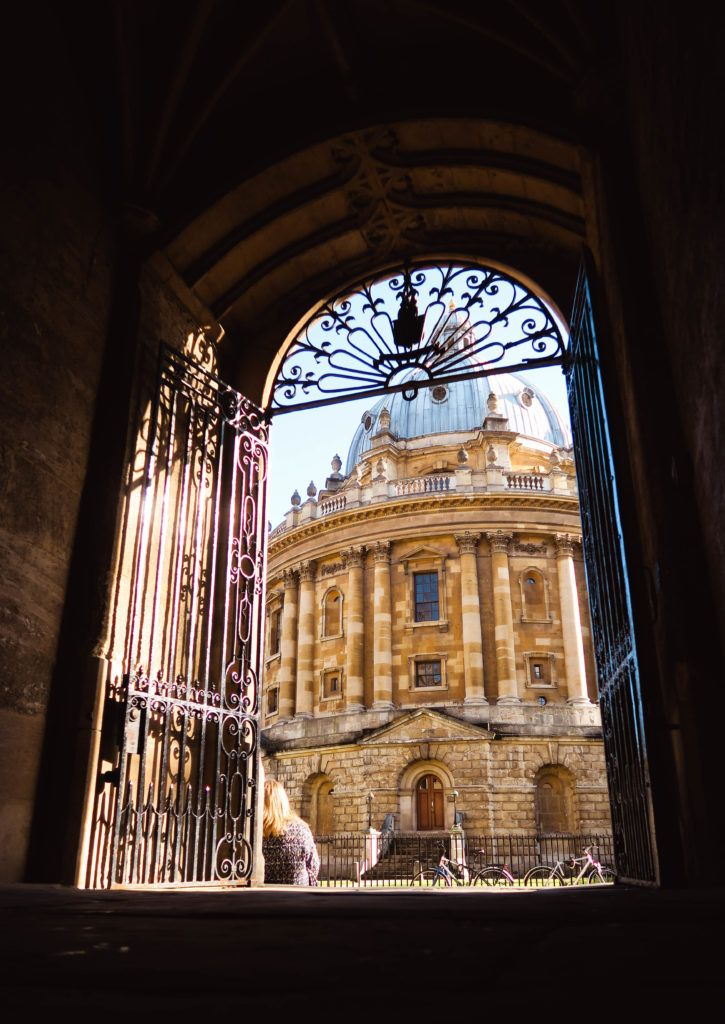 Radcliffe Camera at Oxford University, England | I…