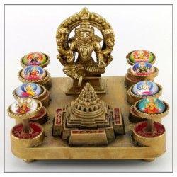 Nav Durga Yantra Chowki