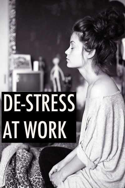 How to relieve anxiety at work  #StressManagement   http://ncnskincare.com/