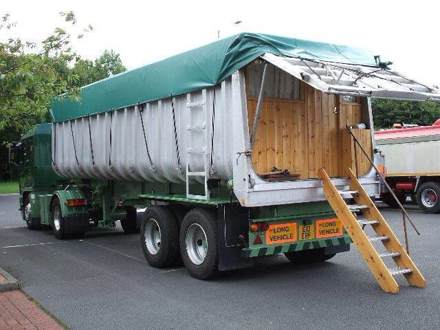 Brilliant DIY Camping Trailer  Damn Cool Pictures